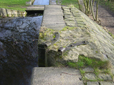 Staircase Locks 20 and 21, Daisy Nook