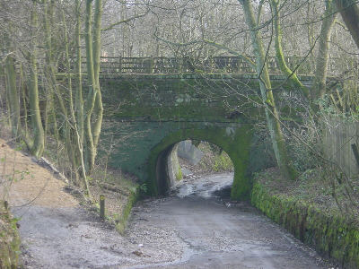 Valley Aqueduct, Fairbottom Branch Canal