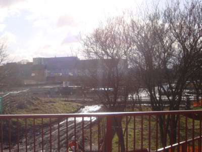 Manchester Road Bridge, Droylsden