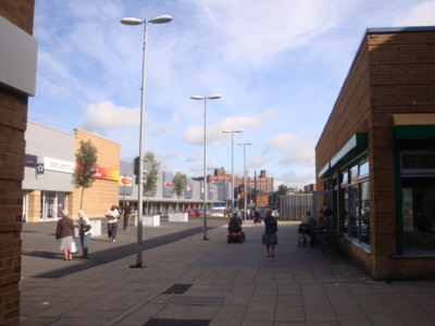 Droylsden Shopping Centre